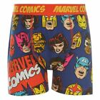 Superhero Kids Boys Elasticated Waistband Cotton Blend Underwear Single Boxer