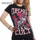 Evil Clothing Cupcake Cult Ladies T Shirt PONY MUERTE Sugar Goth All Sizes