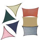 Outdoor Sun Sail Shade Yard Garden Patio Top Cover Multicolors Options