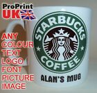 STARBUCKS Personalised Printed Name Mug Christmas Birthday Gift Idea Tea Cup - Best Reviews Guide