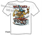 Ratfink T Shirts 65 GTO Pontiac Shirts Big Daddy Clothing 1965 Muscle Car Tee