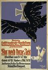 WA100 Vintage WW1 German Spoils Of War Propaganda War Poster WWI A1/A2/A3/A4