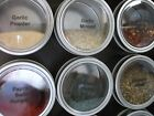6 oz Applause™  - Set of 24 - Spice Tins only or add Magnetic Spice Rack Options
