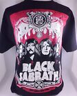BLACK SABBATH OZZY PUNK HARDCORE HEAVY METAL MEN'S T-SHIRT