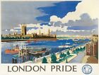 TX293 Vintage London Pride GWR Railway British Travel Poster Re-Print A2/A3/A4