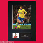 MESUT OZIL Signed Autograph Mounted Photo Repro A4 Print 451