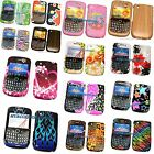 For BlackBerry Curve 8520 8530 9300 9330 Protector Hard Case Cover Accessory