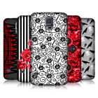 HEAD CASE LACRIMOSA PROTECTIVE SNAP-ON CASE FOR SAMSUNG GALAXY S5