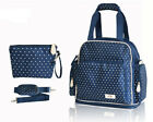 Top Quality Adjustable Large Baby Diaper Nappy Changing Bag Backpack Bag--1021