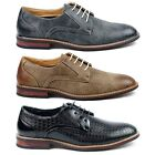 Ferro Aldo Mens Lace Up Dress Classic Shoes w/ Leather lining M-19291A