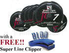 Fulling Mill World Class Fluorocarbon Fly Fishing Leader & FREE Line Clippers!!