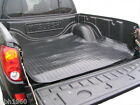 Mitsubishi L200 06-09 tough tailored anti slip rubber load bed liner floor mats