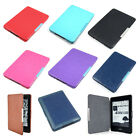Slim Magnetic Flip Leather Case Cover Wake Sleep For Amazon Kindle Paperwhite In