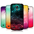 HEAD CASE PRINTED STUDDED OMBRE BACK COVER SAMSUNG GALAXY S4 MINI I9190 I9192