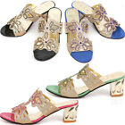 New Twinkle Casual Fashion Summer Heels Sandals Slides Womens Shoes