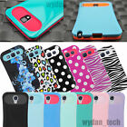 Glow Hybrid Hard Soft Case Dual Layer Covers For Samsung Galaxy Flagship Phones