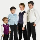 Boys suits, Page Boy Suits, Prom Suits, Boys Wedding Suit, Boys Waistcoat Suit