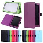 """Fashion PU Leather Protective Stand cover case for Lenovo A7-50 A3500 7"""" tablet"""