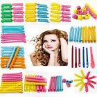 Magic Leverag Curl Hair Curlers Rollers Spiral Ringlets All Size With Stick Free