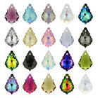 SWAROVSKI ELEMENTS 6090 Crystal Baroque Pendant - All Sizes & All Colours