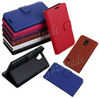Credit Card Slot Stand Leather Wallet Cover Skin Case For Samsung Galaxy S5 G900