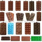 Cake Cookie Chocolate Mould Mold Muffin Candy Cube Cupcake Ice Tray Baking Xmas