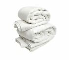 Aust Made All Season 250&350GSM 2 Wool Quilts In 1 Machine Washable cotton cover