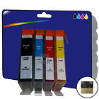 1 Set of Chipped Compatible Printer Ink Cartridges for HP 364 Range [364 x4]