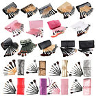 7 12 20 24 32 35 PCS Makeup Brushes Make up Brush Foundation Powder Kit Set Bag