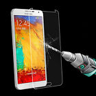 Premium Tempered Glass Screen Protector Film Fr SAMSUNG Galaxy S3 S4 S5 Note 2 3