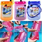 Waterproof Bag Case Cover For Cell Phone/iPod MP3 OutDoor Beach Camping 2014 HOT