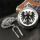 Imperial Eagle Pocket Watch