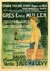AP158 Vintage 1897 French Gres Emile Muller Advertisement Poster A1/A2/A3/A4
