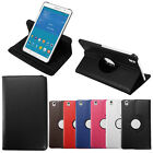 "360 Rotating Stand PU Leather Case Cover for Samsung Galaxy Tab Pro 8.4"" T320"