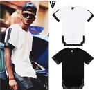 weilin Unisex Hipster Leather Pached Dope Luxury Hiend Street T Shirts Y0619