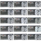 Rayovac Silver Oxide 1.5V Watch Batteries ALL SIZES