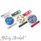 PME Cupcake/Bun Cases -Pack of 180- Christmas Cake Decorating Sugarcraft