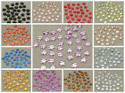 Daisy Flower Resin Rhinestones Crystal Acrylic Gems Nail Art Craft Scrapbook 500