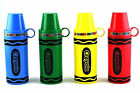 Evri Crayola Crayon 340ml Insulated Plastic Drink Food Flask Thermos 80062