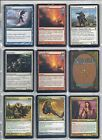 Choose your 4x Magic the Gathering Cards From the List MTG