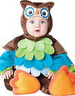 Woo Hoo Owl Baby Boys & Girls Toddler Animal Bird Costume S-L (6 months-2T)