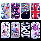For Motorola Moto E XT1021 New Stylish Luxury Printed Plastic Back Case Cover