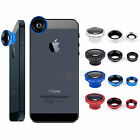 3in1 Fish Eye+Wide Angle+Macro Lens Camera Magnetic Kit for Smartphone Cellphone