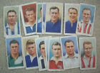WILLS CIGARETTE CARDS INCOMPLETE / COMPLETE SETS OF CARDS: BUY INDIVIDUALLY