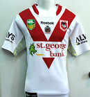 St George Dragons Player Issue ANZAC Day Game Jersey Size XL