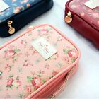 Pour Vous Blooming Makeup Pouch Cosmetic Case Travel Bag Accessories Storage