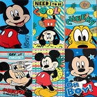 Official Disney Mickey Mouse Beach Bath Cotton Towel New Gift 2 Designs