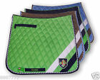 GEE TAC HORSE BEAUTIFUL QUALITY SUPER COOL  NUMNAH CLOTH SADDLE PAD ALL SIZES