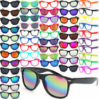 NEW WAYFARER AVIATOR STYLISH DESIGNER BRAND SUNGLASSES RETRO GEEK MENS LADIES