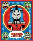 THOMAS the TANK ENGINE : 100% cotton quilt / wallhanging picture panel